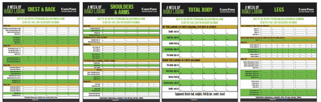 A Week Of Hard Labor Worksheets Free Pdf. If You Are Going To Use A Week Of Hard Labor With Body Beast I Highly Remend Download My Worksheets. Worksheet. P90x3 Worksheets At Mspartners.co